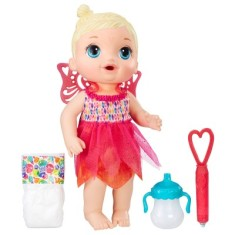 8253c8da5f Boneca Baby Alive Hora da Festa Hasbro
