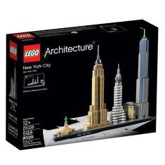 Imagem de LEGO 21028 Architecture New York City