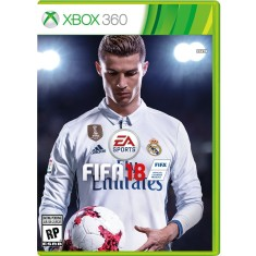 Jogo FIFA 18 Xbox 360 EA