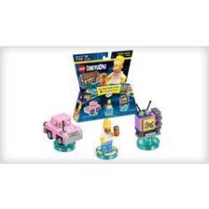 Imagem de Lego Dimensions Simpsons Level Pack 71202, 98 Peças