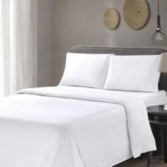 Imagem de Jogo de cama Queen 300 fios 100% algodão 4 Peças - Orb