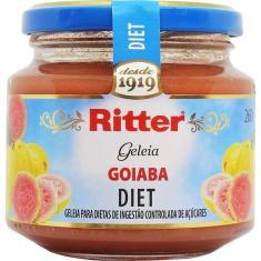 Imagem de Geléia Diet Goiabada 260g Ritter