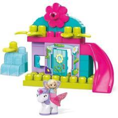 Imagem de Blocos De Montar Mega Bloks Casinha Encantada - Fisher-price
