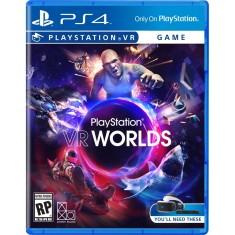 Jogo PlayStation VR Worlds PS4 Sony