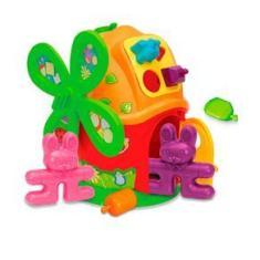 Imagem de Brinquedo Infantil Casa Moinho de Atividades Gulliver 5014