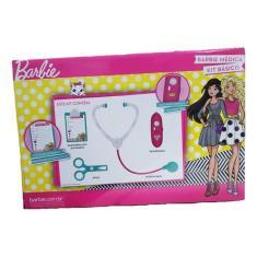 Imagem de Barbie Kit Medica Com Prontuario Start