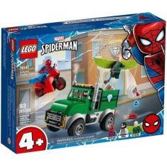 Imagem de Lego 76147 Super Heroes Spider-man Vulture's Trucker Robbery