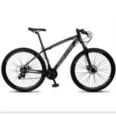 Imagem de Bicicleta Mountain Bike Spaceline MTB 21 Marchas Aro 29 Suspensão Dianteira Freio a Disco Mecânico Vega