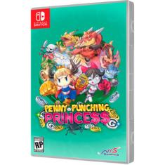 Jogo Penny Punching Princess NIS America Nintendo Switch