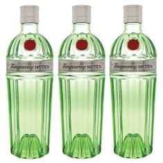 Imagem de Gin Tanqueray No. Ten 750ml 03 Unidades