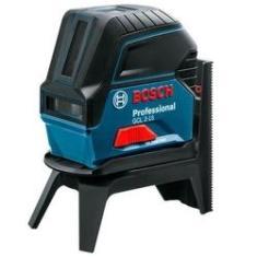 Imagem de Nível a laser com 2 linhas e 2 pontos de prumo - GCL 2-15 - Bosch