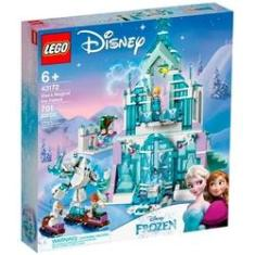 Imagem de LEGO Disney Princess - O Palácio de Gelo Mágico da Elsa - 43172
