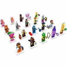 Imagem de Lego Minifigures The Lego Movie 2: Coleção 71023 Completa
