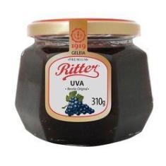 Imagem de Geleia Diet De Uva 260g - Ritter
