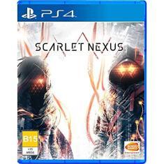 Imagem de Scarlet Nexus - Playstation 4