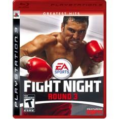 Jogo Fight Night Round 3 PlayStation 3 EA