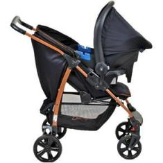 Imagem de Carrinho de Bebê Ecco  Cobre - Travel System Burigotto