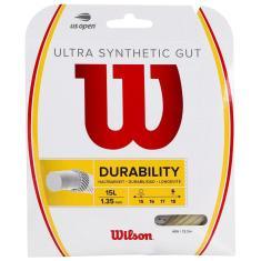 Imagem de Corda Wilson Ultra Synthetic Gut 15L 1.35mm Champanhe - Set Individual