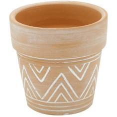 Imagem de Vaso Ceramica Terracota Maya Barro