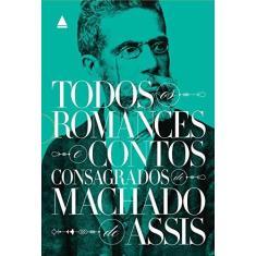 Box Todos Os Romances e Contos Consagrados de Machado de Assis - Assis, Machado De - 9788520925942
