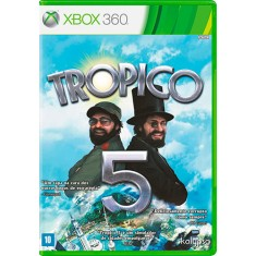 Jogo Tropico 5 Xbox 360 Kalypso Media