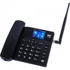 Celular de Mesa com Fio BedinSat BDF-12 Wifi