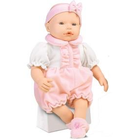 Imagem de Boneca Bebê Baby Cheirinho Roma Brinquedos