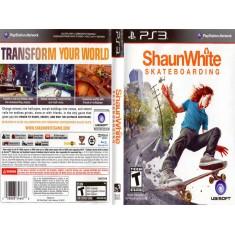 Jogo Shaun White Skateboarding PlayStation 3 Ubisoft