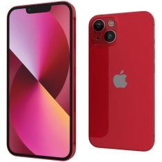 Imagem de Smartphone Apple iPhone 13 Vermelho 512GB iOS Câmera Dupla