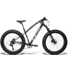 Bicicleta Mountain Bike GTSM1 MTB 7 Marchas Aro 26 Suspensão Dianteira Freio a Disco Hidráulico I-VTEC FAT