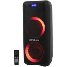 Imagem de Caixa de Som Bluetooth Gradiente Bass Boom GCA201 400 W