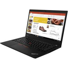 "Notebook Lenovo ThinkPad T490 Thinkpad Intel Core i5 8365U 14"" 8GB SSD 256 GB 8ª Geração"