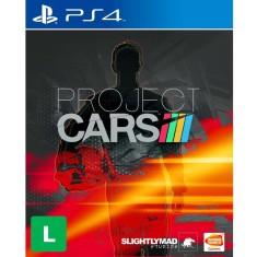 Jogo Project Cars PS4 Bandai Namco