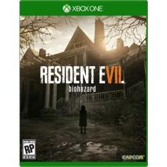 Jogo Resident Evil 7 biohazard Xbox One Capcom