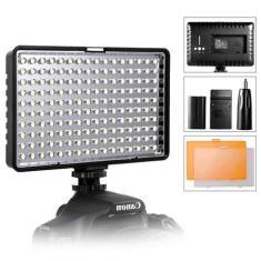 Imagem de Iluminador Painel Led TL-160 Slim Vídeo Light com Bateria e Carregador