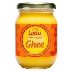 Imagem de Manteiga Clarificada Ghee Lotus 200g
