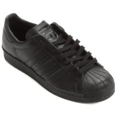 ddb7a364d99 Tênis Adidas Masculino Casual Superstar 80s