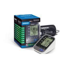 Aparelho Medidor de Pressão De Braço Digital Automático Omron Elite + HEM-7320