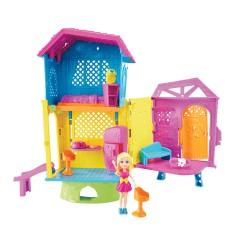 Imagem de Boneca Polly Super Clubhouse Mattel