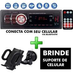 Imagem de Media Receiver First Option M-8850B USB Bluetooth
