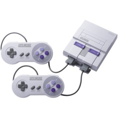 Console Super NES Classic Edition Nintendo