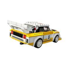 Imagem de LEGO Speed - 1985 Audi Sport Quattro S1 - 76897