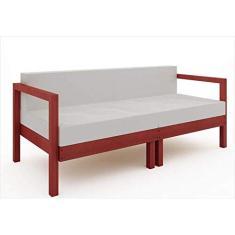 Sofá 2 lugares Componível Lazy Mão & Formão