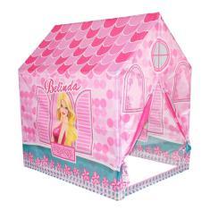 Imagem de Barraca Casinha da Belinda Infantil Menina Toca Tenda Cabana  DM Toys DMT6094