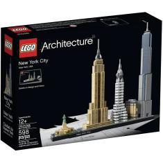 Imagem de 21028 - LEGO Architecture - Cidade de Nova Iorque