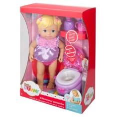 Imagem de Boneca Little Mommy Peniquinho Mattel