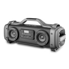 Caixa de Som Bluetooth Multilaser Pulse Mega Boombox SP363