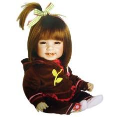 Imagem de Boneca Bebê Reborn Workout Chic Adora Doll