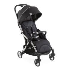 Imagem de Carrinho de Bebe Compacto Chicco Goody Plus Leve Graphite