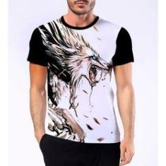Imagem de Camiseta Camisa Lobisomem Licantropo Homem Lobo Terror 3